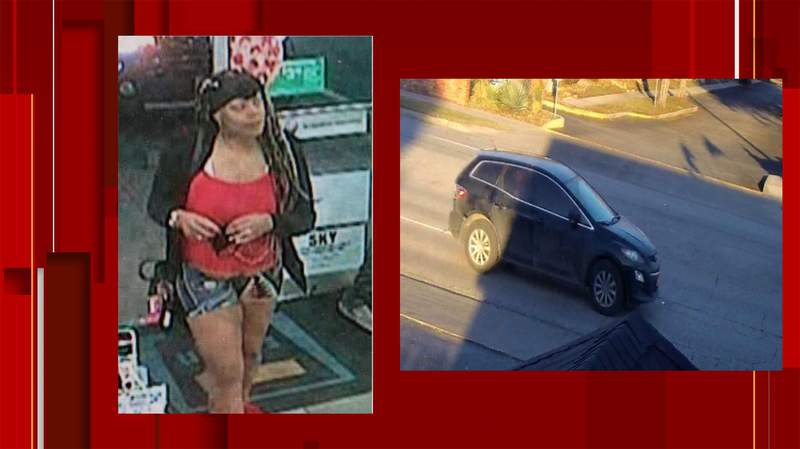 Images courtesy of the San Antonio Police Department.