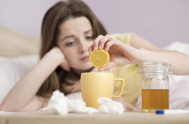 Have bad allergies? Credit: Storyblocks