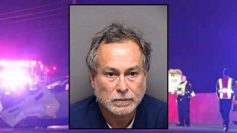 Hector Osorio has been arrested on a charge of intoxication manslaughter.