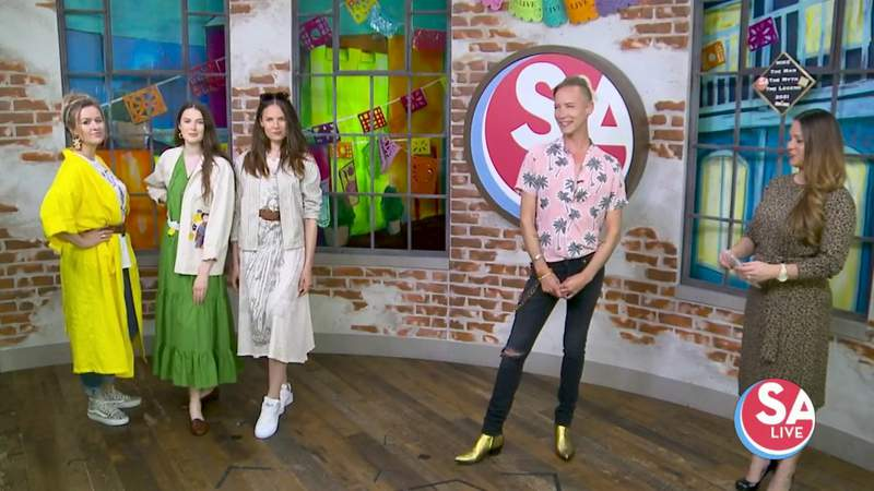 The Look: Get inspired with trending tropical wear for the summer   SA Live   KSAT 12