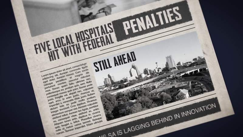 News @ 9 Business Briefing: Five area hospitals hit with federal penalties