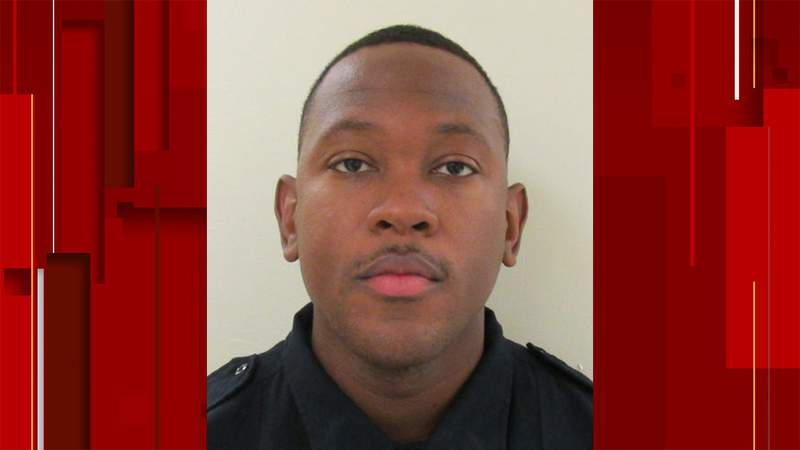 Andre Winston was dishonorably discharged after BCSO supervisors discovered a pending criminal charge against him