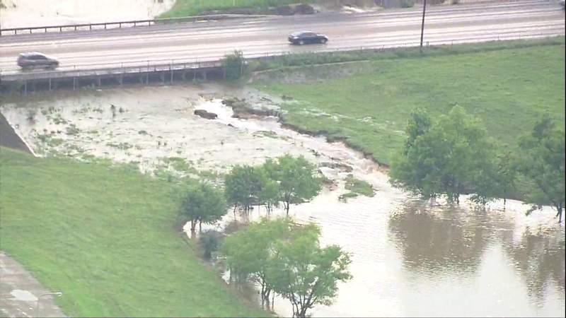 Comal River Closed due to Debris