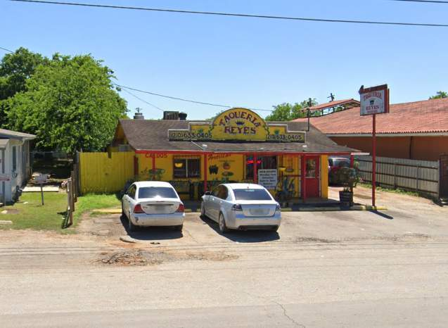 Taqueria Reyes, located in the 10500 block of Hwy. 181 South.  Photo Courtesy of Google