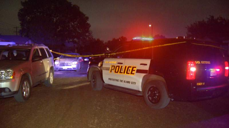 SAPD: Man fatally shot during child exchange at home on West Side