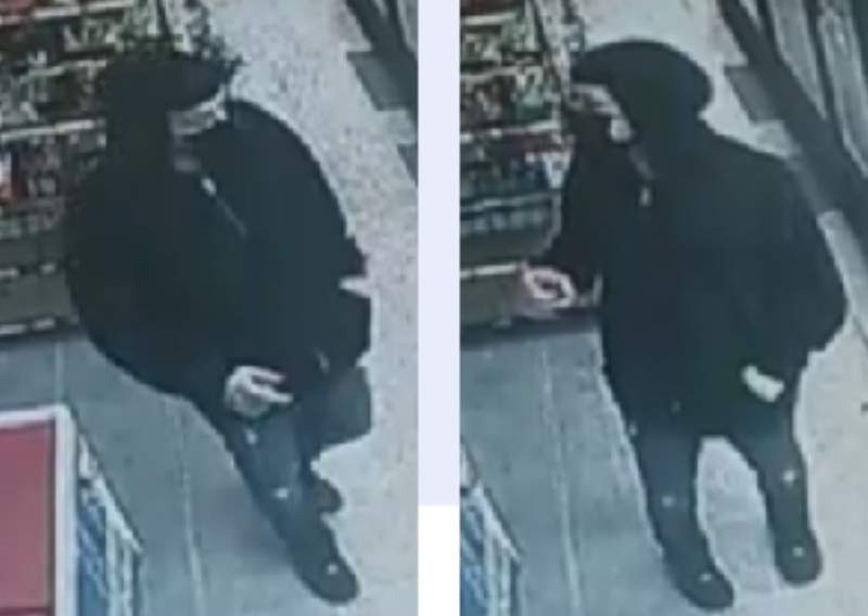 San Antonio police and Crime Stoppers are looking for two people responsible for a robbery of a South Side store last month.
