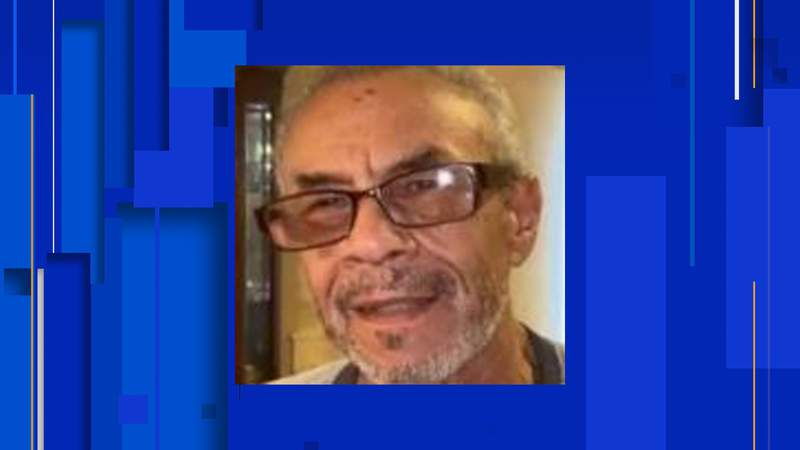 Paul Lawrence Jackson was last seen at 1:30 p.m., Saturday, in the 10400 block of Cedar Village in a red 2009 Toyota Highlander with Texas plates DVA0P1.