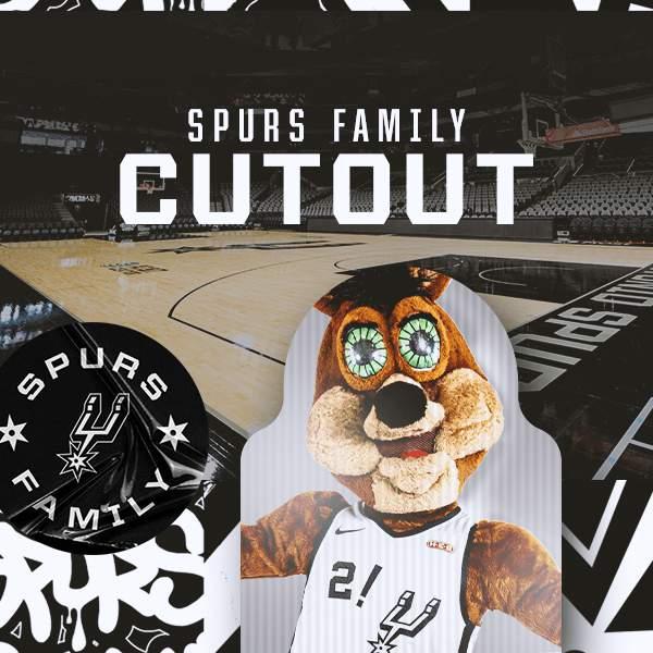 Image courtesy of the San Antonio Spurs Fan Club.