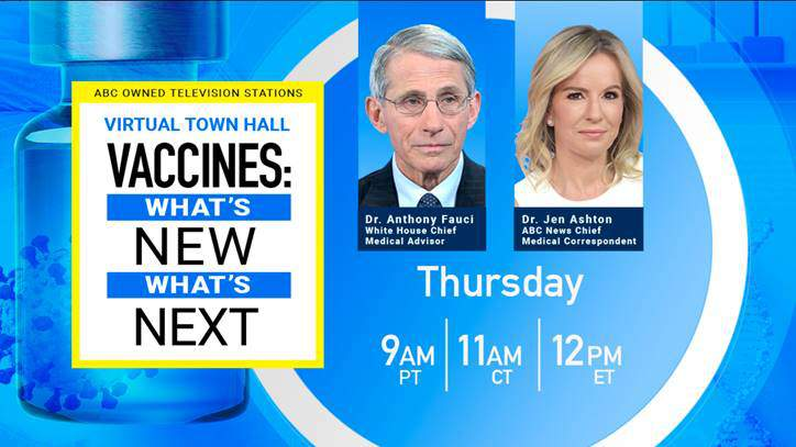 ABC Town Hall on vaccines