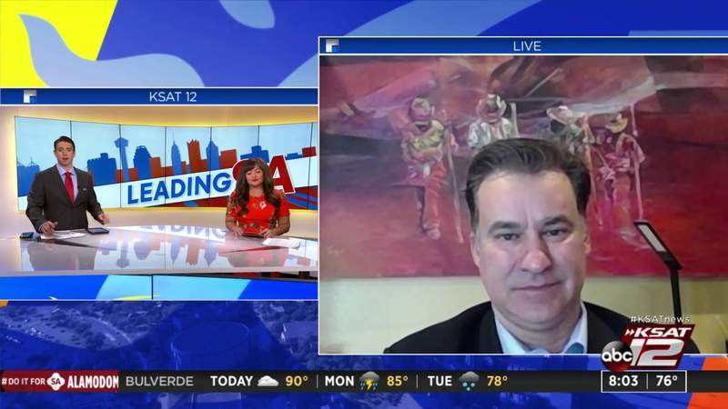 Leading SA: Texas State Senator Roland Gutierrez breaks down bills we could see signed into law
