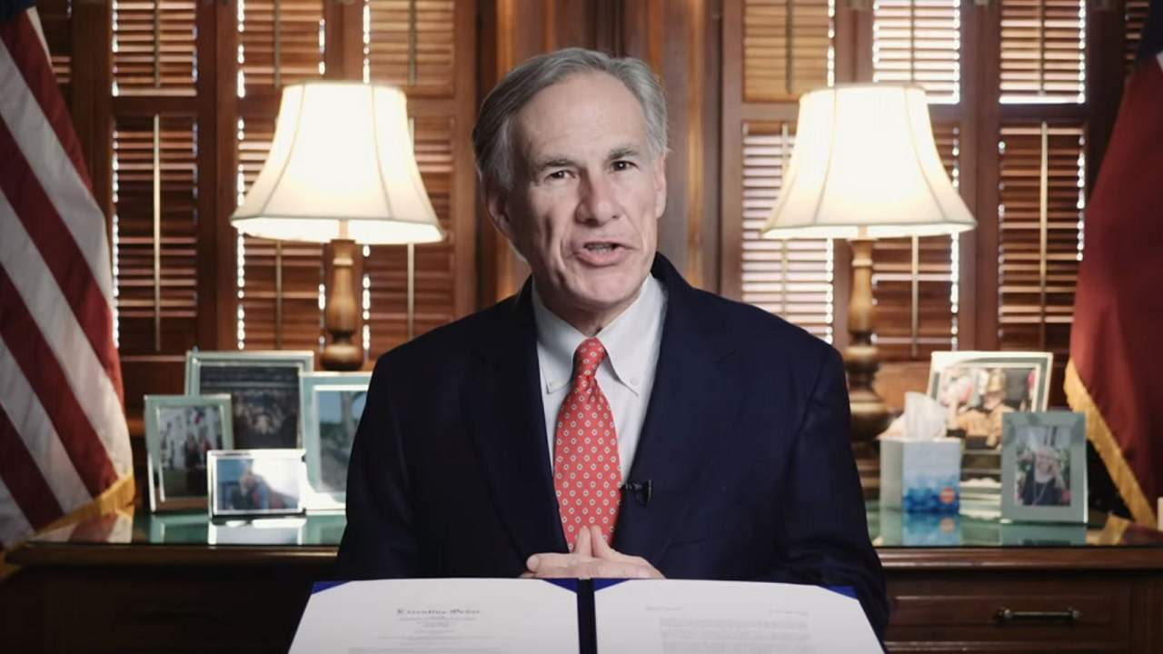 Gov Abbott Says 1 500 Texans Have Been Hospitalized With Covid 19