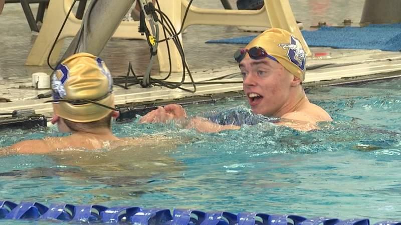 HS Swimming Recap: District 28-6A Championships