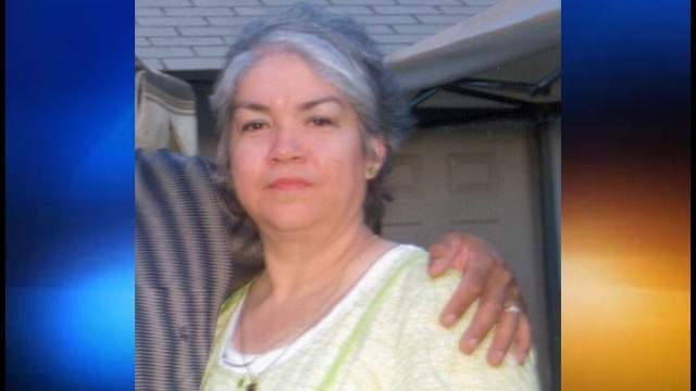 Alma Saenz was killed on Dec. 15, 2011. Her killer remains on the run, according to police.