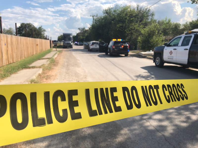 A 31-year-old woman is in critical condition following a shooting on the East Side, according to San Antonio police.