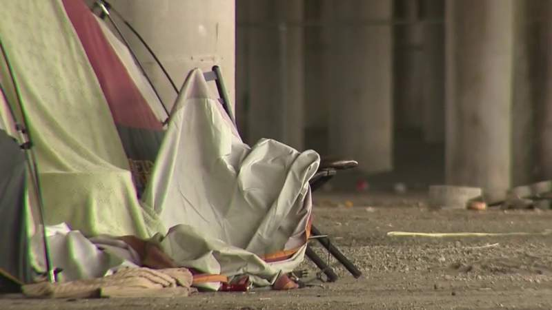 State representative reacts to House bill that would make homeless encampments in public illegal