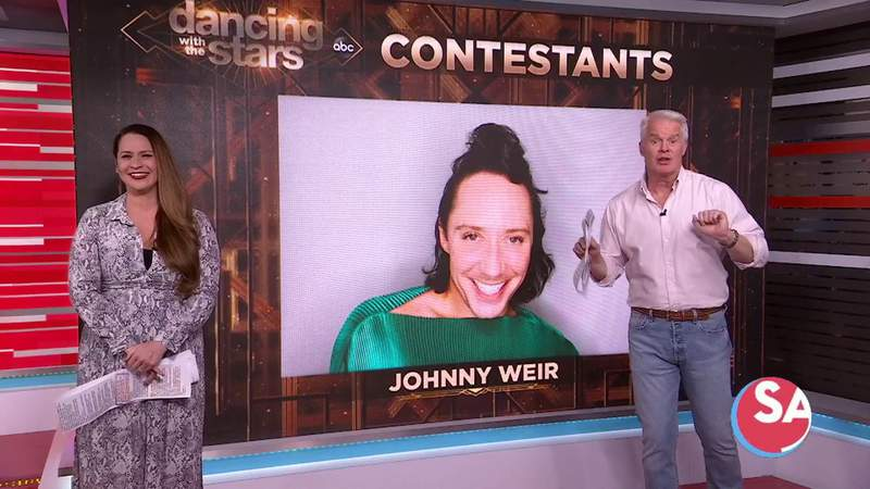 Who will win 'DWTS'? Mike + Fiona make their predictions   SA Live   KSAT 12