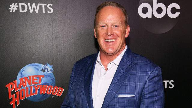 Sean Spicer (Dave Kotinsky/Getty Images for Planet Hollywood International)
