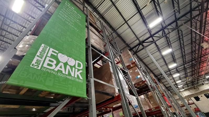 San Antonio Food Bank image.