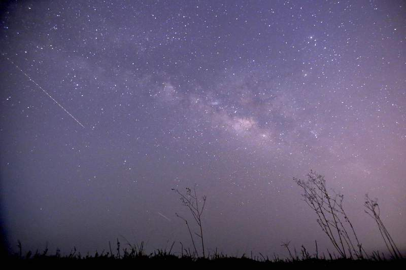 The first meteor shower of spring, known as the Lyrid meteor shower, will present a night skywatching show beginning on Sunday evening and peaking on Wednesday night.