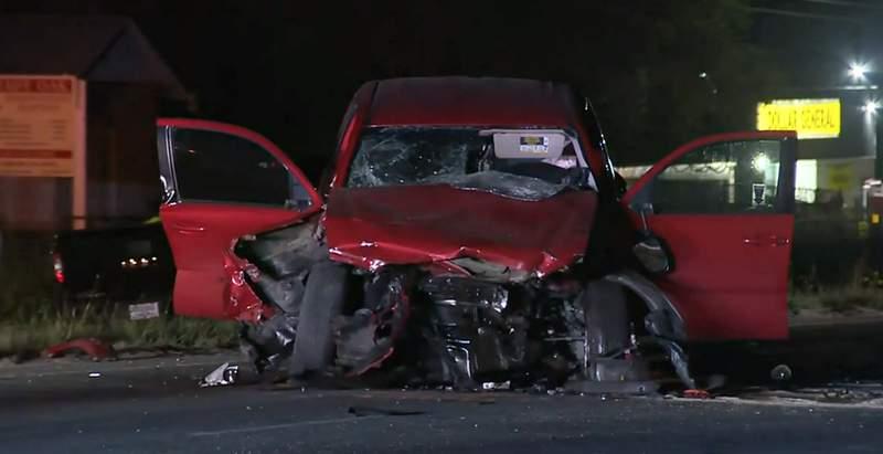 Medical Examiner identifies man killed in major crash on South Highway 281
