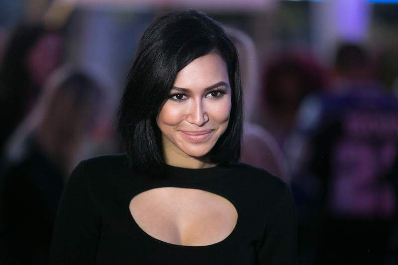 "Naya Rivera arrives for the ""March Of Dimes: Imagine"" event on Nov. 9, 2017."