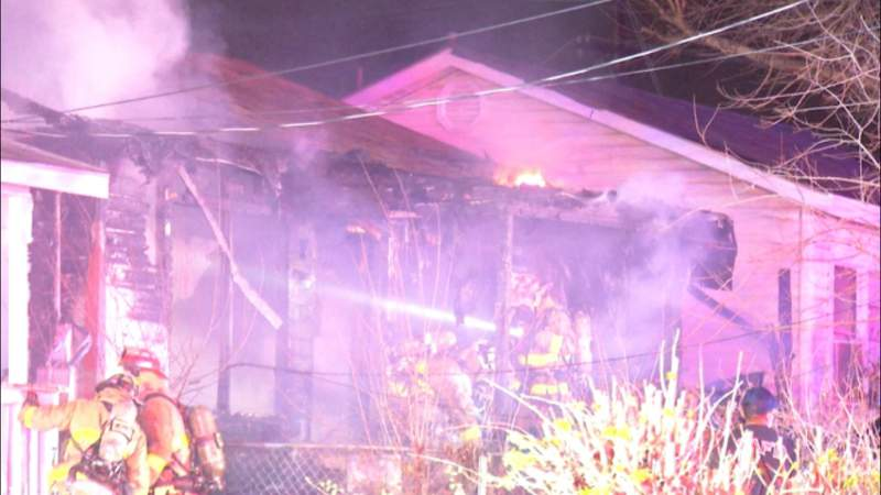 Woman killed after fire sweeps through East Side home