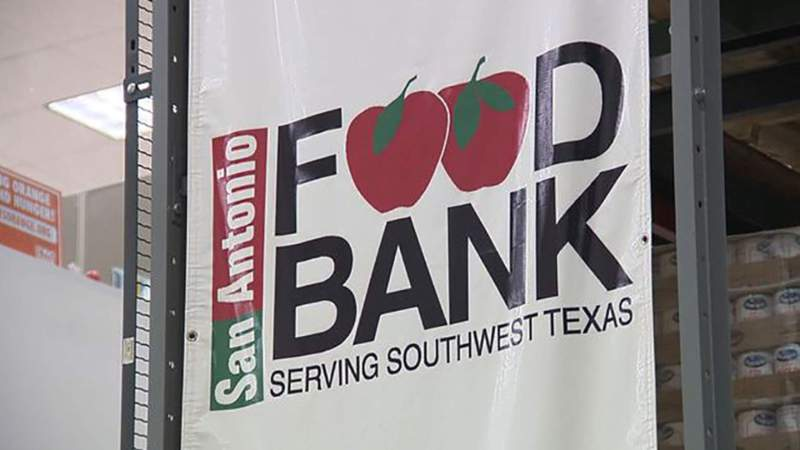 San Antonio Food Bank to offer 7 mega food distribution sites this weekend