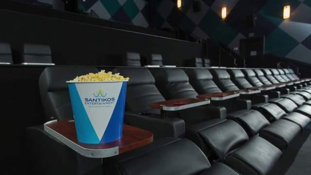 Santikos movie theater (YouTube)