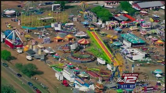 Carnival rides, contests and of course fresh strawberries highlight the annual Poteet Strawberry Festival.