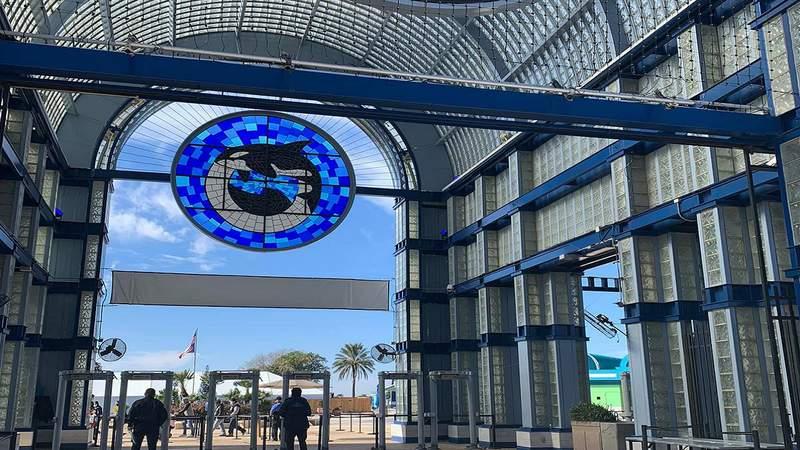 SeaWorld in San Antonio