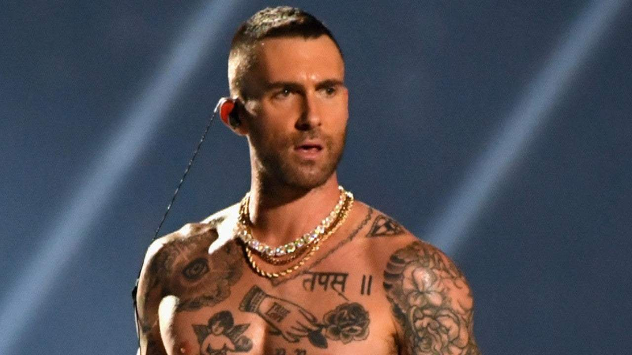Adam Levine Halloween 2020 Adam Levine Apologizes for 'Unprofessional' Concert In Chile After
