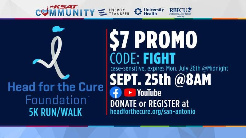 Head for the Cure 5K Run/Walk
