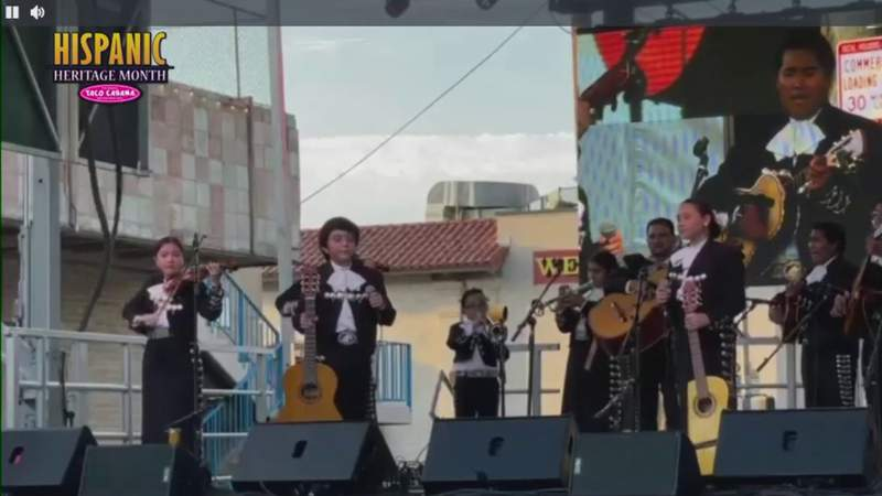Hispanic Heritage Month kicks off with celebration at Market Square - KSAT San Antonio