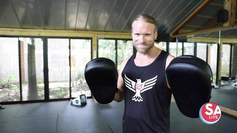 Real San Antonian: celebrity trainer Jason Echols