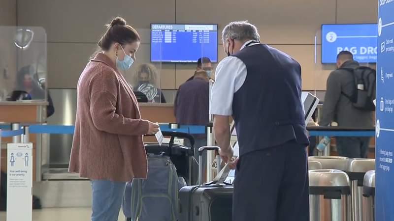 San Antonio International Airport (File)