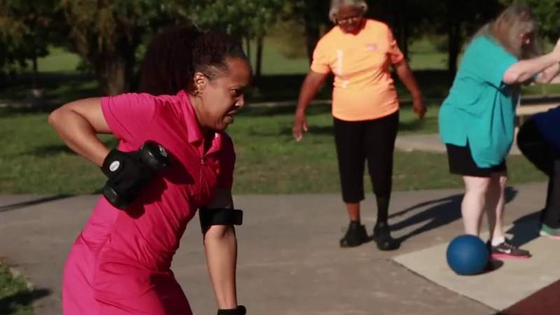 New Week, New You: City offers free military-style fitness classes led by veterans
