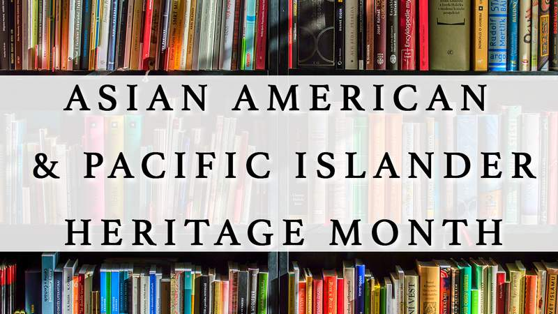 Asian American & Pacific Islander Heritage Month events at the San Antonio Public Library