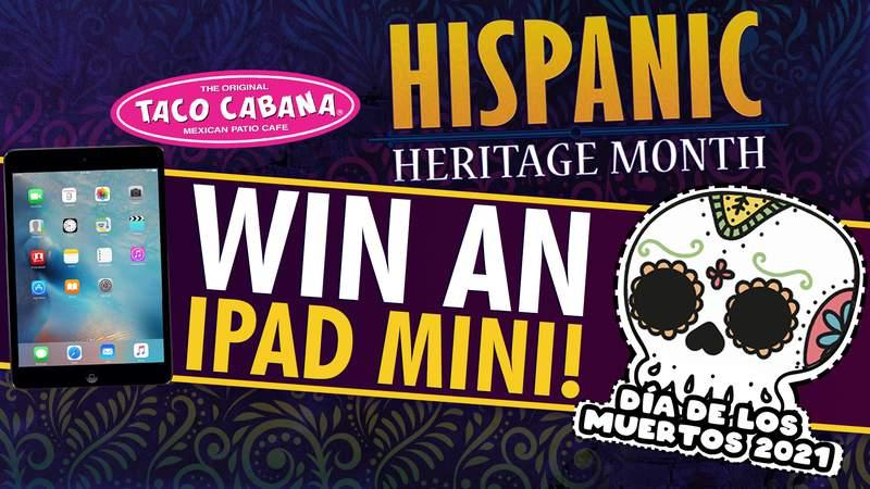 Hispanic Heritage Month Skull Decorating Contest