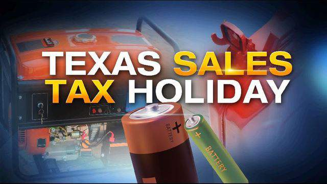 These Emergency Prep Supplies Are Tax Free In Texas April 25 27
