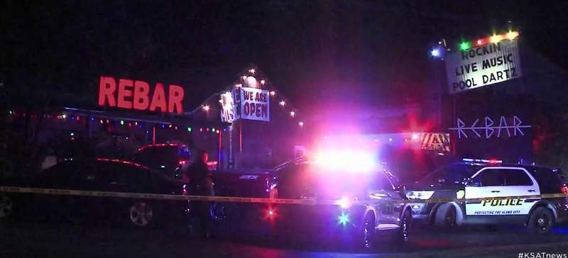 A shooting at Rebar left 8 people wounded on June 12.