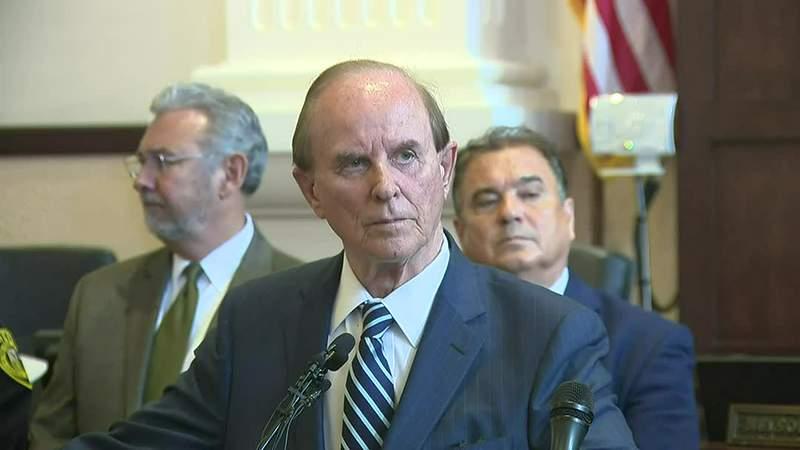 Nelson Wolff penned letter to Texas Gov. Greg Abbott over ERCOT.