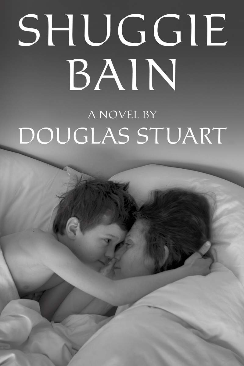 """This cover image released by Grove shows """"Shuggie Bain,"""" a novel by Douglas Stuart. The Scottish writer has won the Booker Prize for fiction  for his novel about a boys turbulent coming of age in hardscrabble 1980s Glasgow. Stuart won the prestigious 50,000 pound ($66,000) award for his first published novel. (Grove via AP)"""