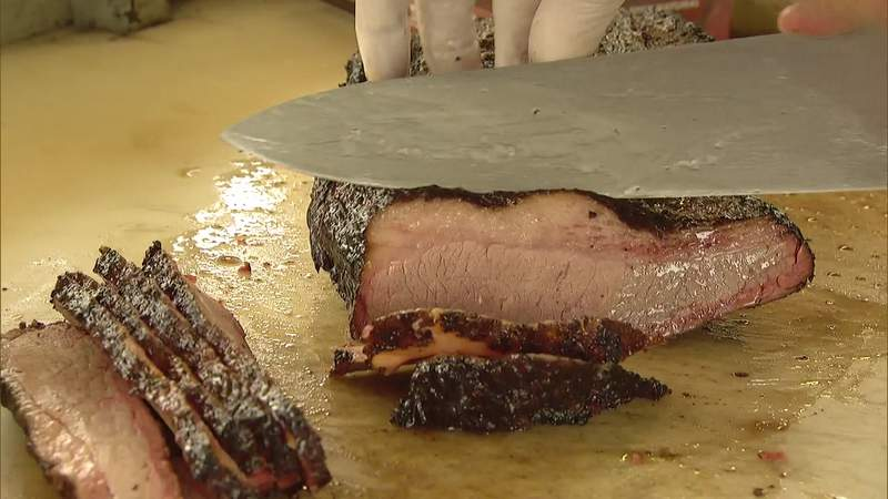 For 10 days, crews and competitors have been busy prepping to showcase delicious barbecue for the World's Championship Bar-B-Que Contest.