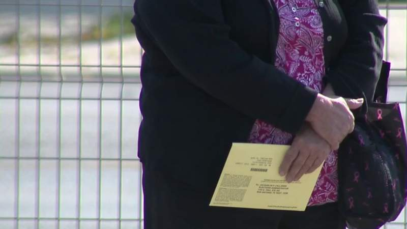 1,375 mail-in ballots canceled as many choose to vote in person