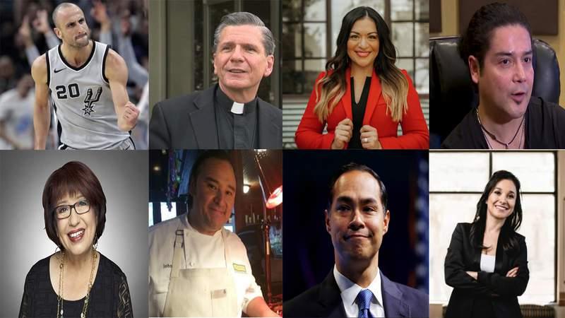 25 Influential Latinos in San Antono