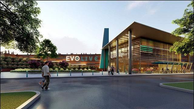 By 5G Studios, Dallas | Property of EVO Entertainment Group� (PRNewsfoto/EVO Entertainment Group)