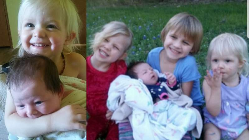 6-month-old Caraline Engleman and 2-year-old Amyah Engleman were found shot to death in San Marcos.