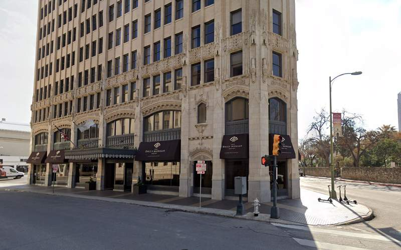 One of the most haunted hotels in the U.S. is in downtown San Antonio, report says