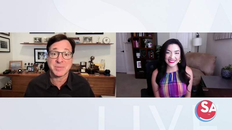 Celebrity Chat: Bob Saget to perform at the LOL Comedy Club in San Antonio