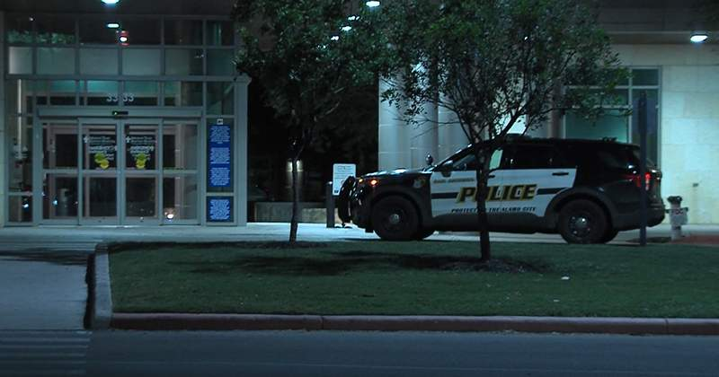 SAPD investigating after a 17-year-old showed up to Mission Trail Hospital with a gunshot wound.